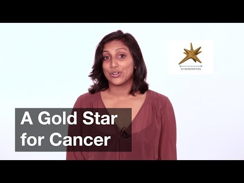 A Gold Star for Cancer Research