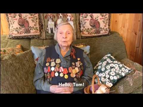 """98-jährige russische Veteranin sammelt über 1,5 Millionen Rubel: """"Wir werden COVID-19 gemeinsam bekämpfen"""" [Video]"""