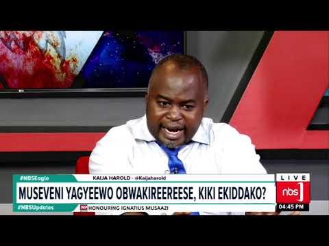 Desabre Alekulidde Obutendesi Bwa Cranes |NBS Eagle