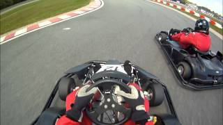 preview picture of video 'Karting F1 Boston Outdoors 6-17-12'