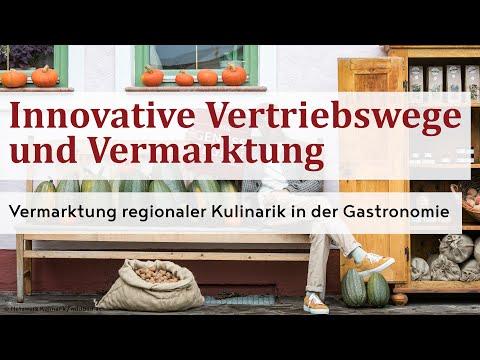 Vermarktung regionaler Kulinarik in der Gastronomie