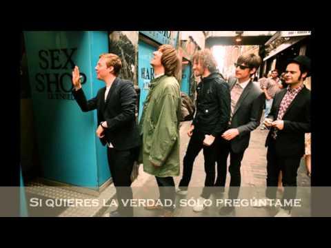 Kaiser Chiefs - Coming Up For Air *Subtitulado en español*