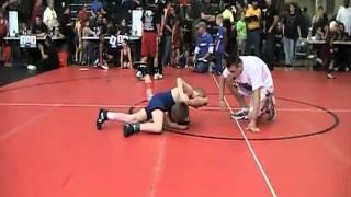 Ethan Ratzlaff Wrestling 1
