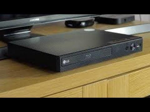 Reproductor Blu ray LG BP250 Super Barato Revisado Español