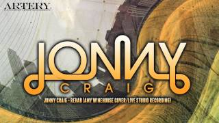 Jonny Craig - Rehab (Amy Winehouse Cover:LIVE Studio Recording)