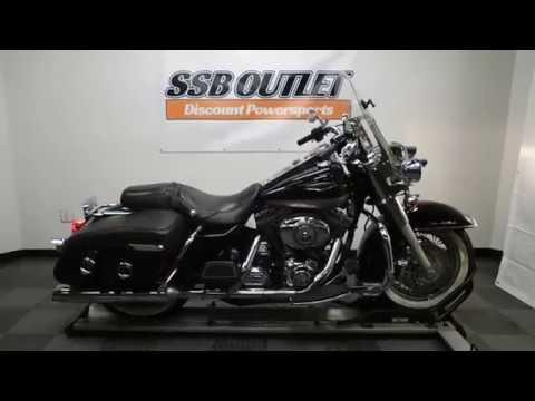 2007 Harley-Davidson FLHRC Road King® Classic in Eden Prairie, Minnesota