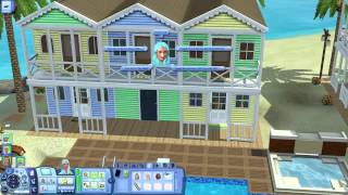 """""""FIRST DAY AT SCHOOL"""" Sims 3 Island Paradise Ep 62"""