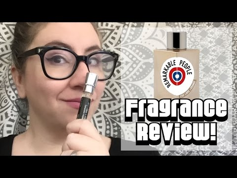 Fragrance Review :: Etat Libre D'Orange Remarkable People | Niche, March Scentbird