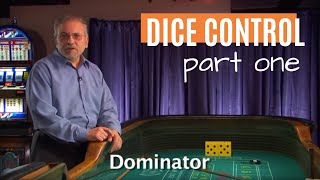 The Story of The Dominator – The Man Who Can Control the Dice in Craps
