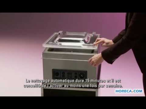 Video Henkelman machine sous vide Jumbo 30 - Frans