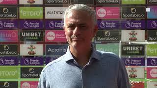 Jose Mourinho explains Ndombele sub and gives Kane MOTM after Spurs thrash Southampton 5-2
