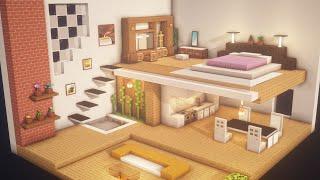 【Minecraft】 Modern Room TutorialㅣInterior #2