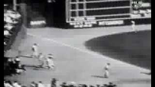 1960 World Series Game 7: Pittsburgh Pirates vs. New York Yankees (last 3 innings)