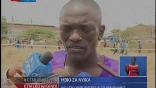 Ktn Leo Wikendi: Hellen Obiri ndio mshindi wa mkondo wa kwanza wa mbio za nyika nchini