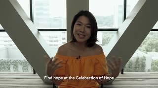 Celebration of Hope – Belinda Lee Testimony (English)