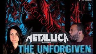 Metallica The Unforgiven Reaction!!!