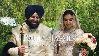 Jasmin & Gurpaul - Next Day Edit