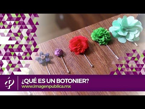 ¿Qué es un botonier? - Alvaro Gordoa - Colegio de Imagen Pública