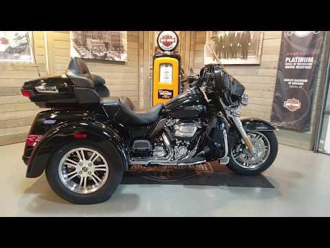 2019 Harley-Davidson Tri Glide® Ultra in Kokomo, Indiana - Video 1