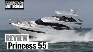 Princess 55   Review   Motor Boat & Yachting
