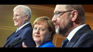 Рейтинг правительства Меркель упал до рекордного уровня