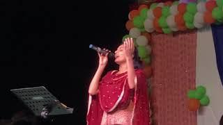Uriki utharana song live performance by Mohana bogaraju at my place