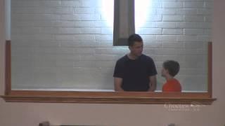Baptism of James Rodriguez