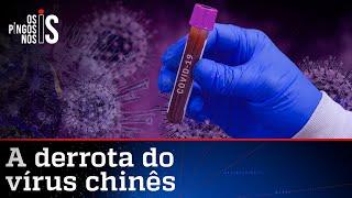 Primeira onda da Covid-19 no Brasil acaba em outubro, diz estudo