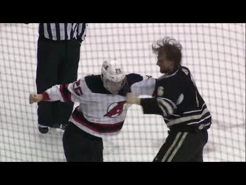 Mike Moore vs Ben Thomson
