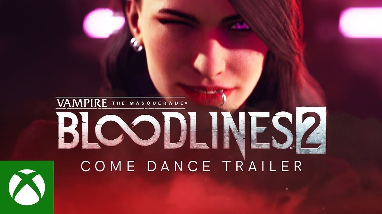 Трейлер игры Vampire: The Masquerade - Bloodlines 2