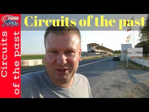 Circuits of the past Channel Trailer