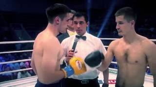 Данил Винник (Краснодар, Россия) vs Евгений Воронцов (Нижний Новгород, Россия)