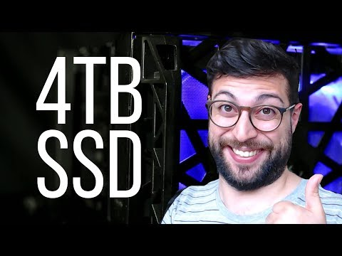 Mi nuevo disco: 4 TB SSD + Black Vortex de Icy Dock en Español