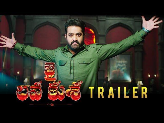 Jai Lava Kusa Theatrical Trailer HD | NTR, Raashi Khanna, Nivetha