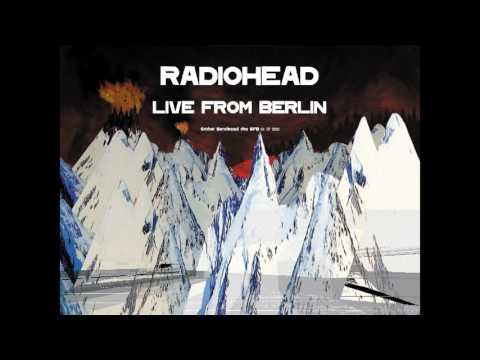 Radiohead - Optimistic LIVE (Berlin 4/7/2000)