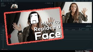 HOW TO FACE SWAP WITH VIDEO   Face Replacement Tutorial