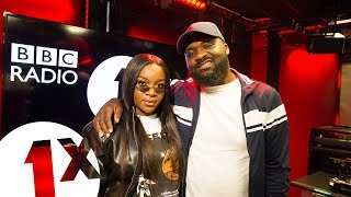 RAY BLK   'Blinded By Your Grace' (Stormzy Cover) 1Xtra Live Lounge