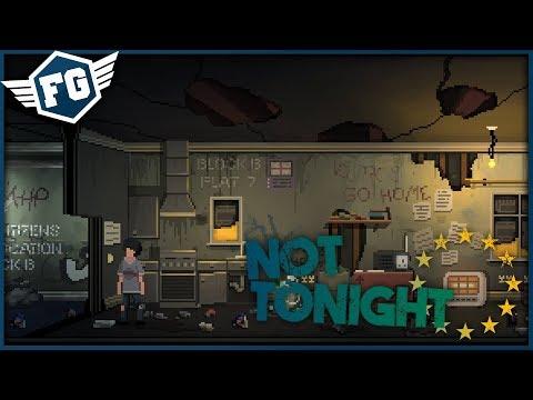 NOVÝ KLUB A POVÝŠENÍ - Not Tonight #2