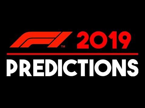 F1 2019 Predictions - Drivers & Constructors Championships