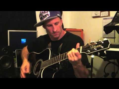 Just Like Heaven - The Cure - Acoustic Guitar and Vocals