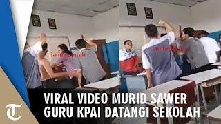 Viral Video Murid Sawer Guru KPAI Datangi Sekolah
