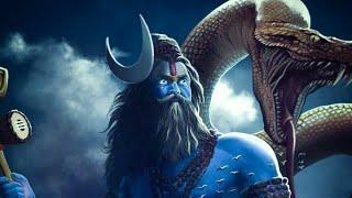 Raksha dalli neelakanta 😈🎧 Mahakal status 🔥🔥 shiv status 👑