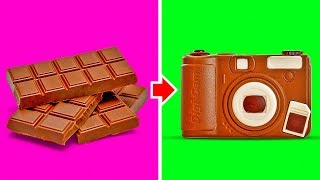 18 EASY CHOCOLATE IDEAS YOU CAN MAKE YOURSELF