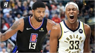 Los Angeles Clippers vs Indiana Pacers - Full Game Highlights   December 9   2019-20 NBA Season