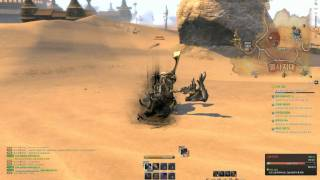 Blade & Soul 2nd CBT - Assassin play video 4 (Lv29)