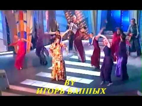 "Н. Кадышева и ""Золотое кольцо"" - Широка река"