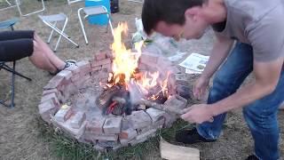 Destrying Donna Summer's MacArthur Park with Fire