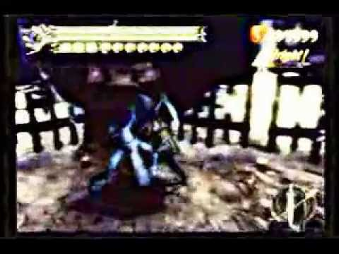Devil May Cry 3 Montage