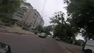 Сергей Трейсер попал в аварию (ДТП) на мотоцикле