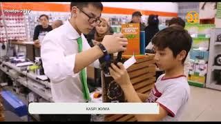 В пятницу и субботу пройдет праздник для любителей покупок в рассрочку Kaspi Жұма